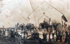 1930. nov. 9. Imaház szentelés