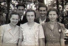 1947. Döbrököz: Az egyház szolgálók új nemzedéke