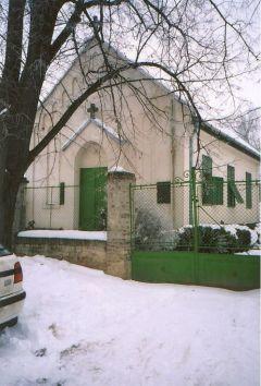 A téli kápolna napjainkban