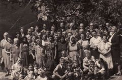 A szegedi gyülekezet 1956-57-ben A szegedi gyülekezet 1956-57-ben