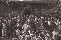 A szegedi gyülekezet 1959-ben A szegedi gyülekezet 1959-ben