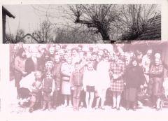 A mórahalmi gyülekezet az 1960-as években