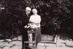 Szabó Andor és felesége