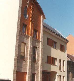 Magyarországi Metodista Egyház Egyházközpont - Vendégház